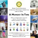 "Rotary Club launch ""A Moment in Time"" Photographic Competition"